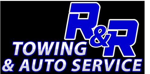 R&R Auto Service Logo